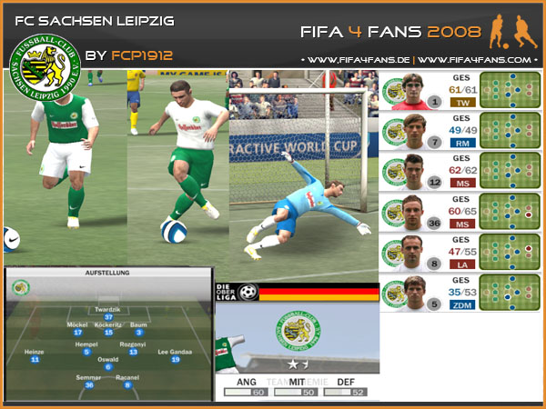 FIFA Soccer 2008 Patches Downloads FilePlanet